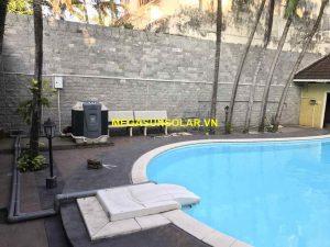 Bơm nhiệt nước nóng bể bơi NIRVANA N116