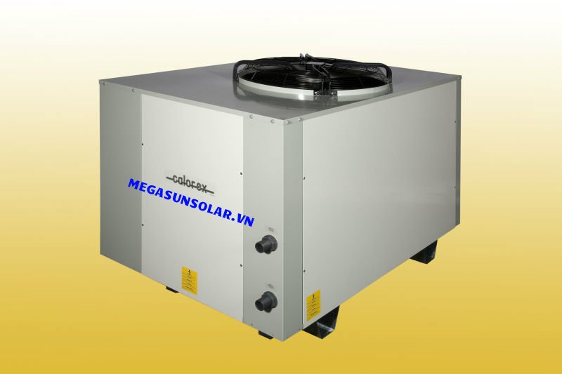Máy nước nóng bơm nhiệt calorex nhập khẩu từ Vương Quốc Anh