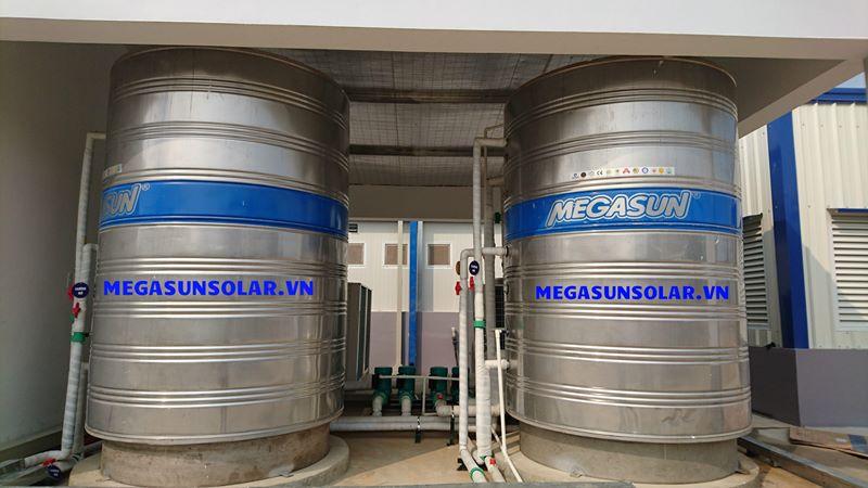 bồn nước inox bảo ôn MEGASUN