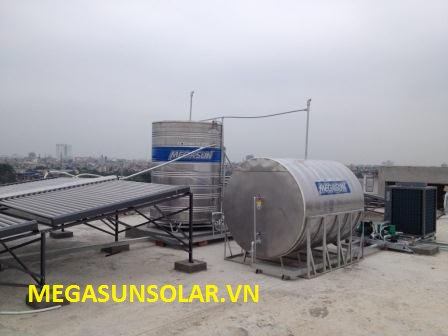bình nước nóng công nghiệp