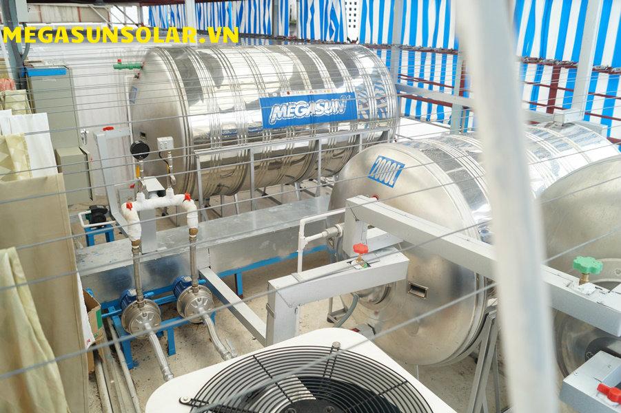 bình nước nóng heat pump