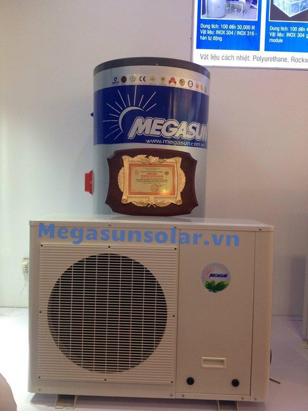 Bơm nhiệt bình tách rời MEGASUN