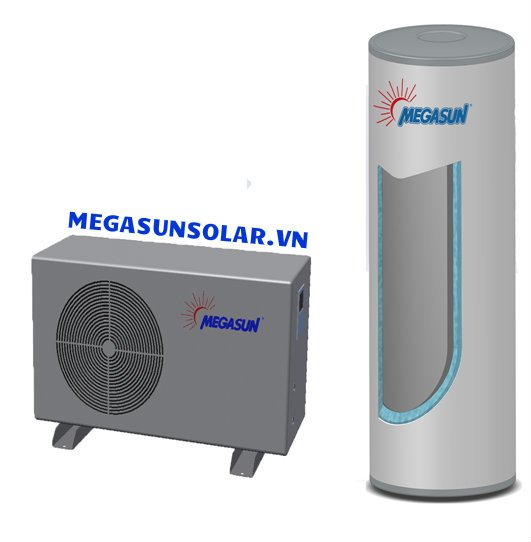 Heat-pump-megasun-1.5hp-300L