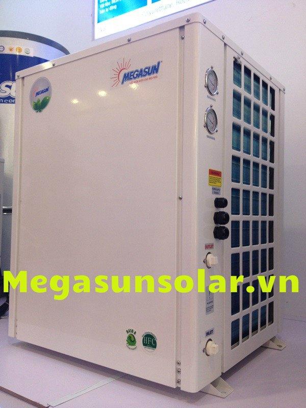 Máy nước nóng bơm nhiệt công nghiệp MGS-10HP