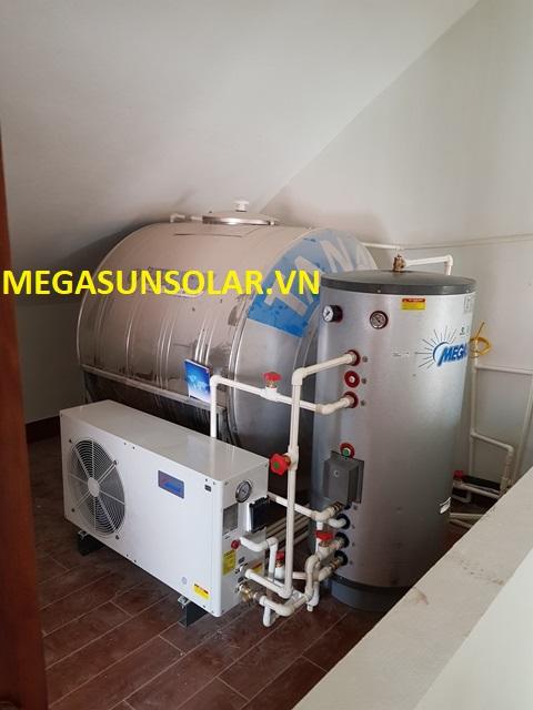 Máy bơm nhiệt Heat Pumps MEGASUN MGS-2HP