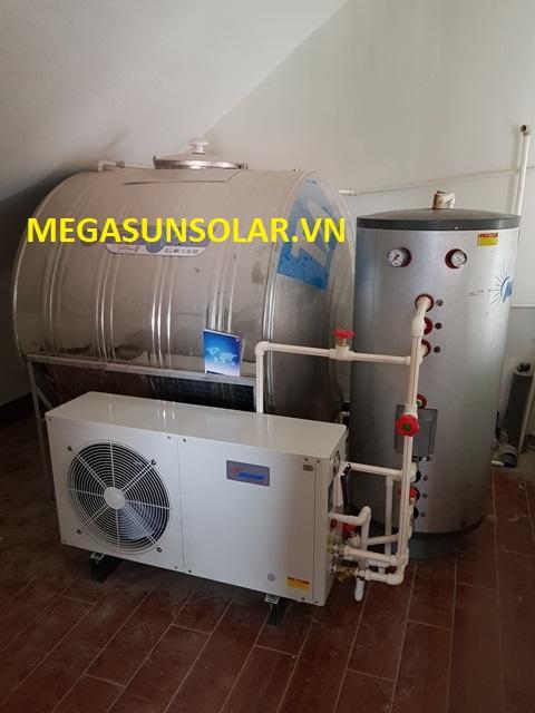 Máy bơm nhiệt heat pump megasun MGS-2HP