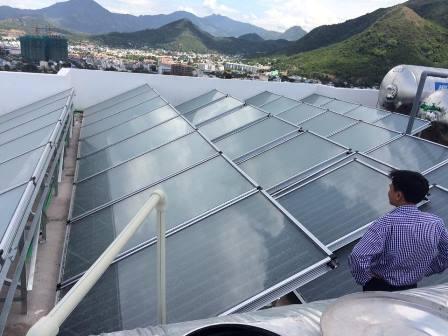 Tấm phẳng năng lượng mặt trời MEGASUN ST-2000