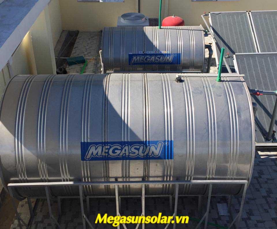 Kết hợp với bồn bảo ôn công nghiệp Megasun