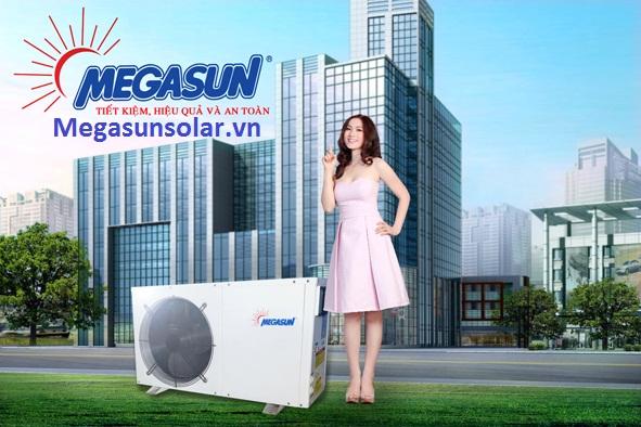 máy bơm nhiệt megasun mgs-1.5hp-300l