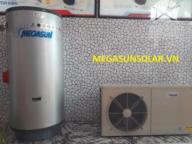 Bồn bảo ôn kết hợp với bơm nhiệt megasun MGS-2HP