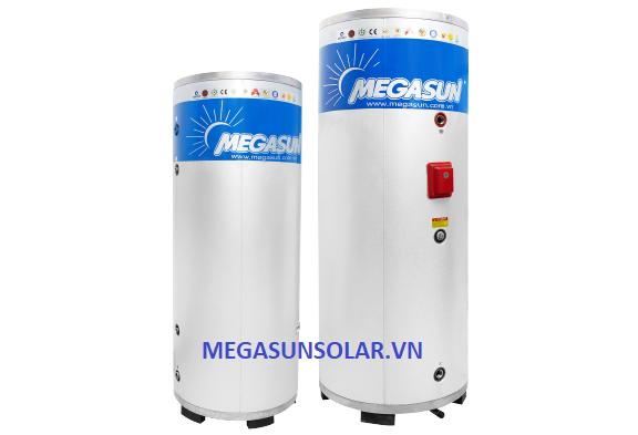 Bồn bảo ôn megasun kết hợp cùng máy bơm nhiệt mgs-1hp