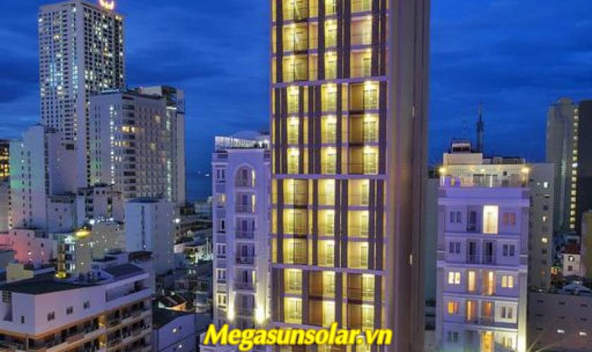 Dự án khách sạn Rosaka - Nha Trang