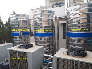 Hệ thống bơm nhiệt Heat Pump MEGASUN MGS-6HP
