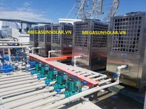 Hệ thống nước nóng trung tâm Megasun MGS-6HP