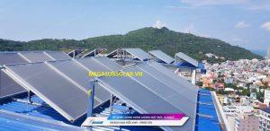 Hệ thống tấm thu năng lượng mặt trời Megasun