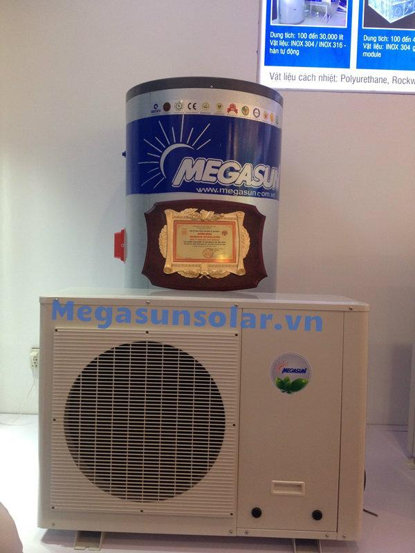 máy nước nóng bơm nhiệt Heat pump megasun MGS-2HP