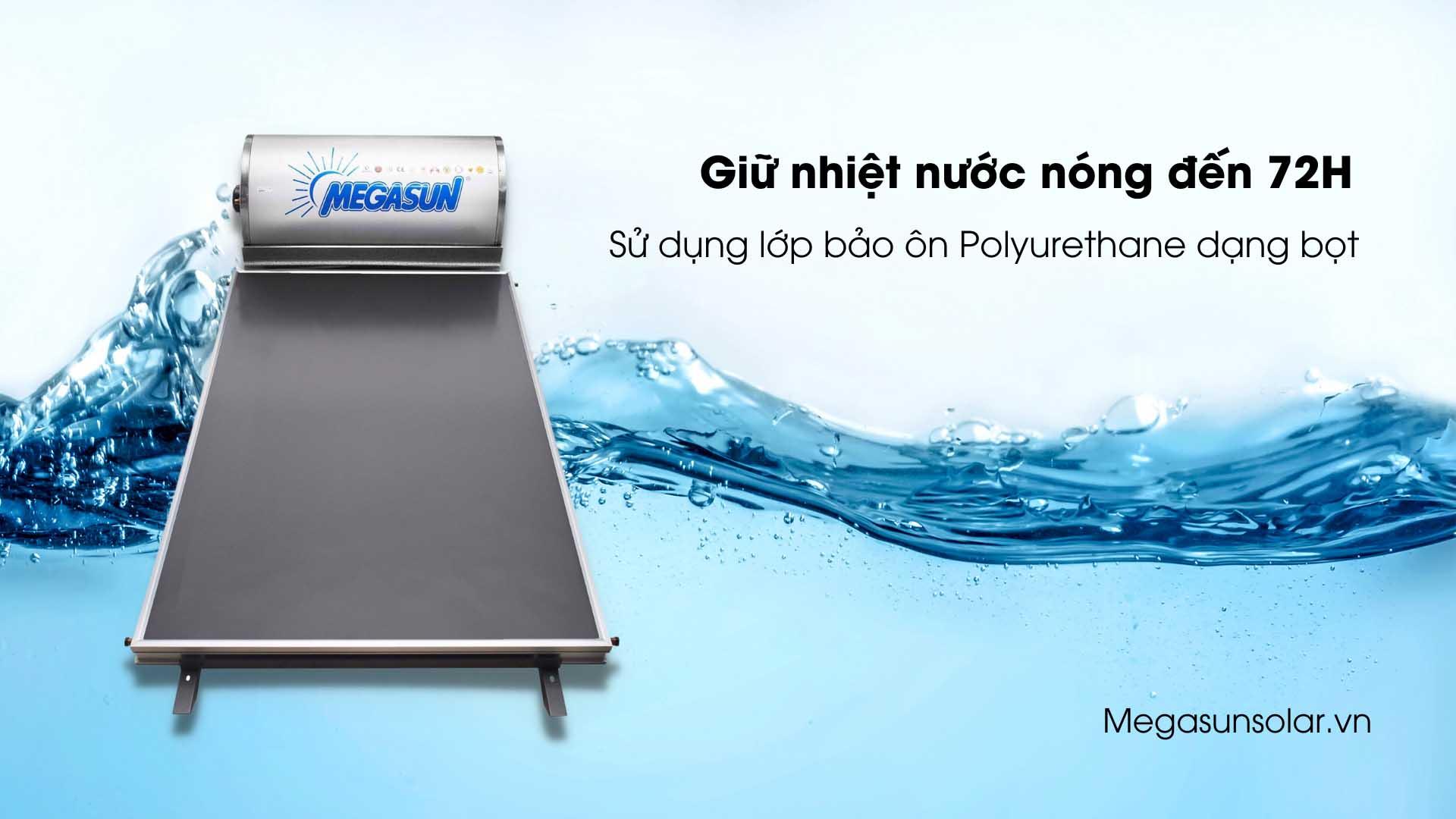 máy nước nóng tấm phẳng