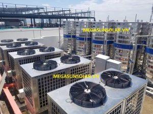 Nước nóng trung tâm bơm nhiệt Megasun MGS-6HP