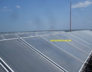 Tấm thu năng lượng mặt trời chịu áp Megasun