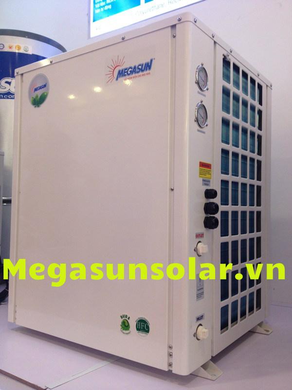 máy nước nóng bơm nhiệt Công Nghiệp Megasun
