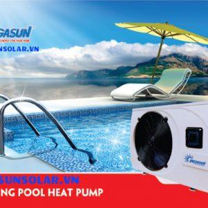 Máy gia nhiệt hồ bơi - Bơm nhiệt bể bơi