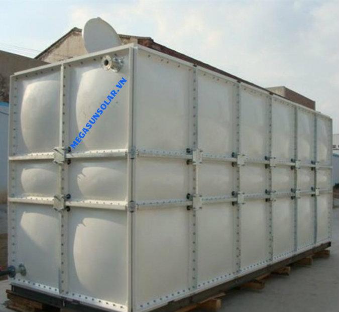 bể chứa nước lắp ghép 50m3