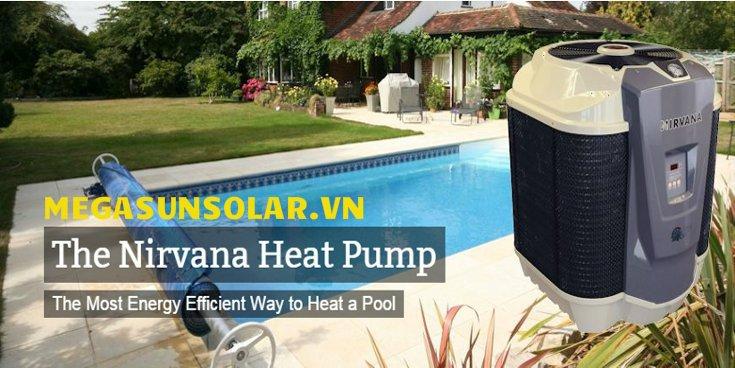 Máy làm nóng nước bể bơi NIRVANA F65