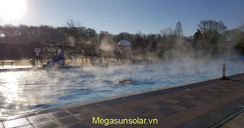 Máy gia nhiệt hồ bơi Megasun MGS-3HP-S