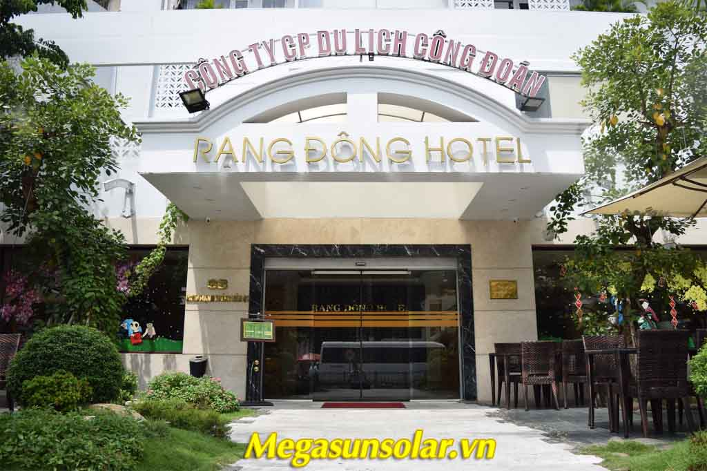 Khách sạn Rạng Đông, TP Hồ Chí Minh
