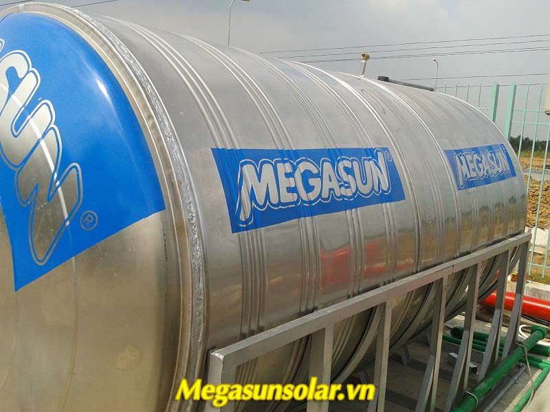 Bồn bảo ôn Megasun dung tích 15000L