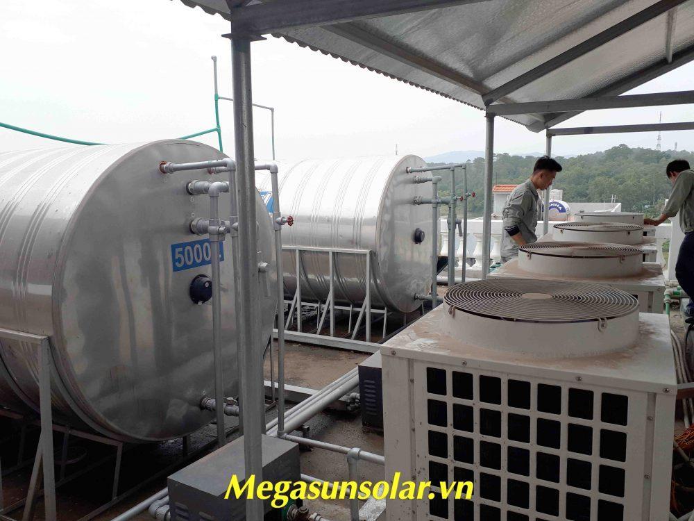 Máy bơm nhiệt công nghiệp tại Hà Nội