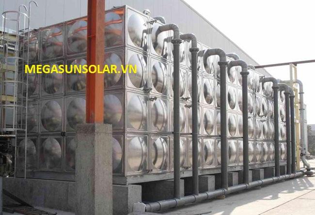 bồn nước inox công nghiệp