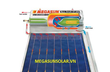 Collector Flat Panel Megasun ST300