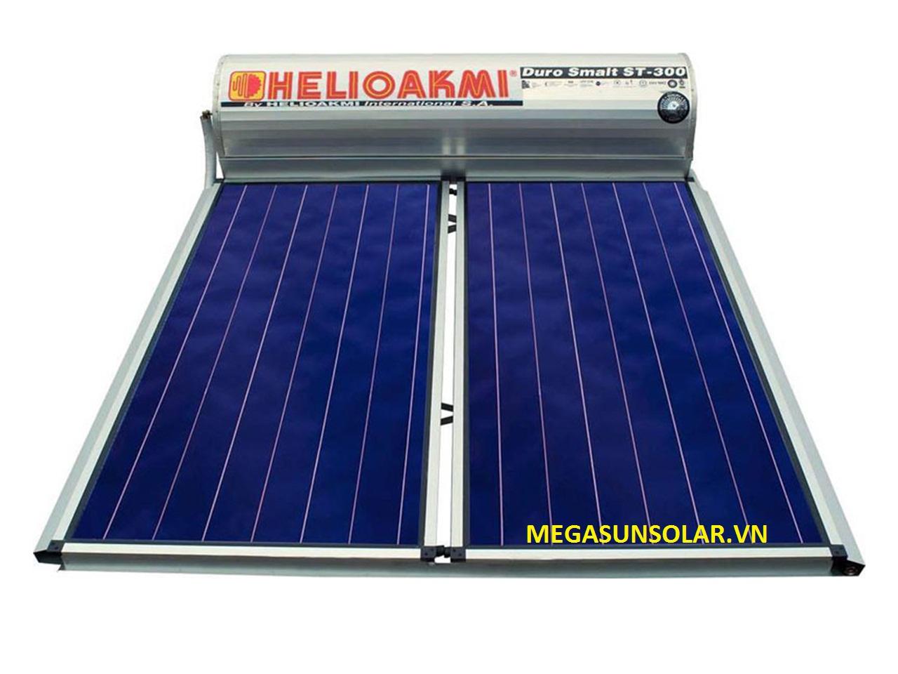 Máy nước nóng năng lượng mặt trời dạng tấm phẳng Megasun ST300