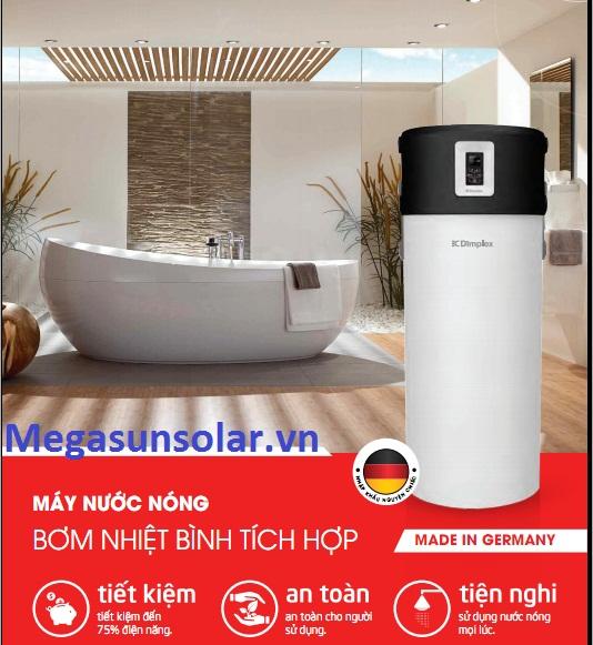 máy nước nóng bơm nhiệt dimplex DHW 400
