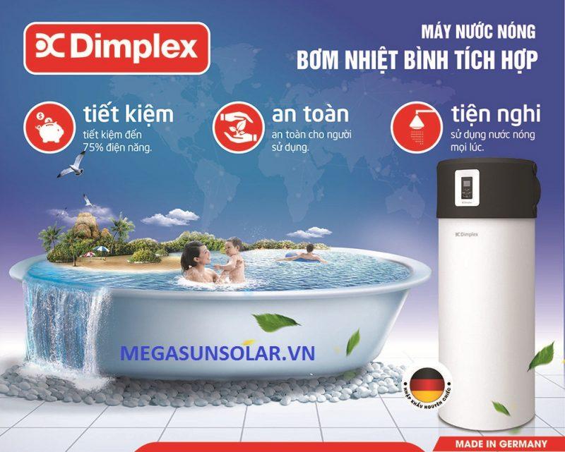 Bơm nhiệt bình tích hợp Dimplex