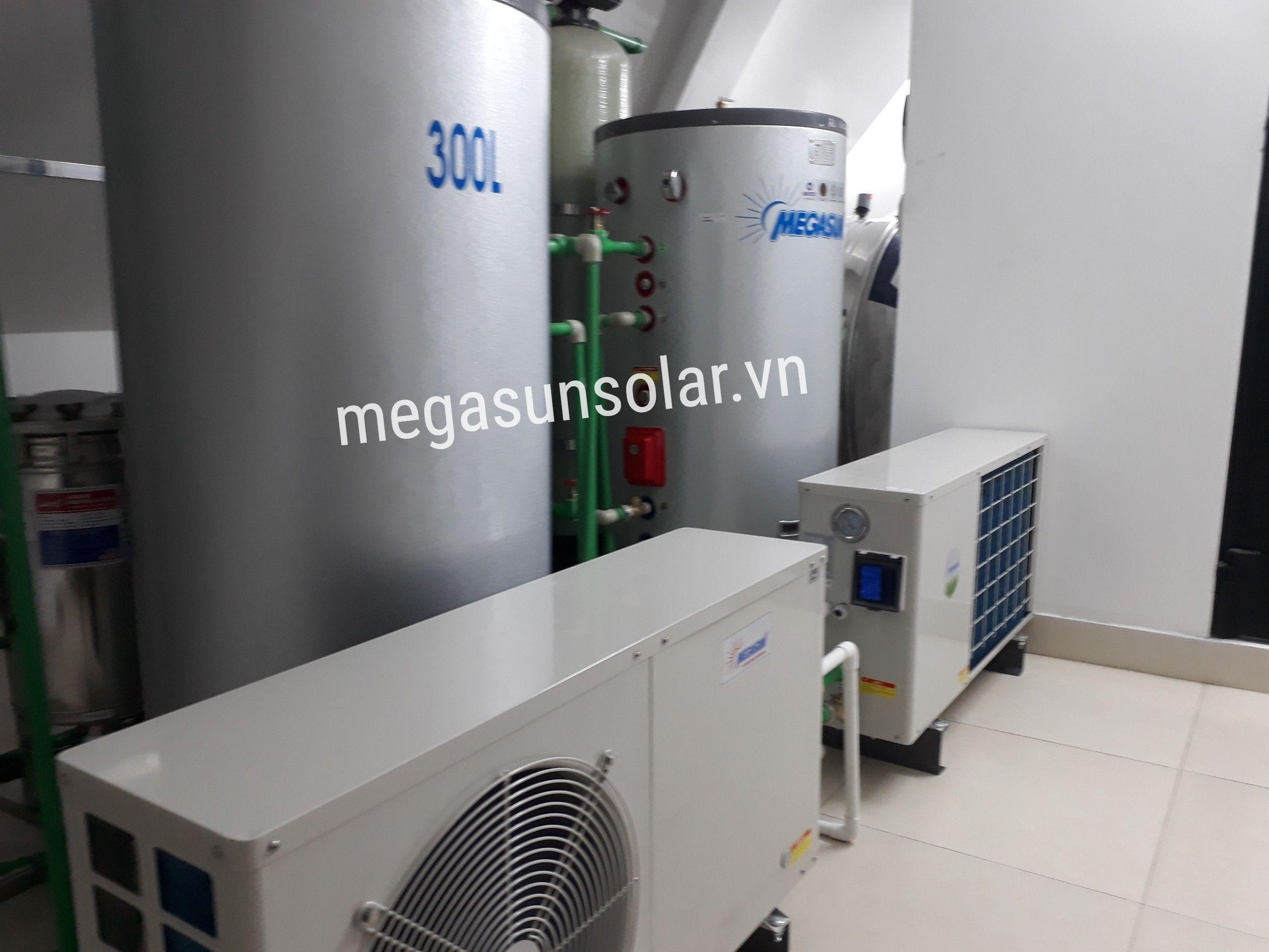 Dự án bơm nhiệt Megasun