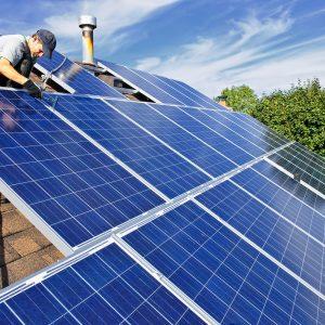 Điện năng lượng mặt trời Megasun
