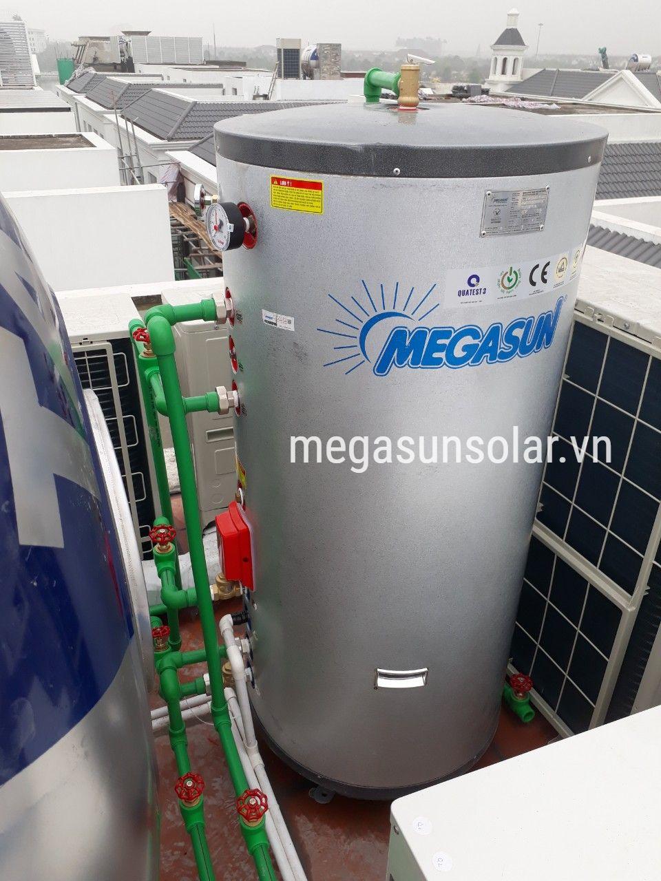 Heat pump Megasun
