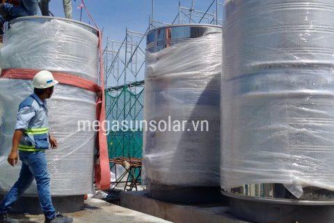 Máy bơm nhiêt Megasun