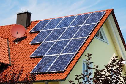 Điện năng lượng mặt trời cho hộ gia đình 2kw