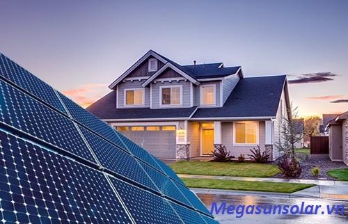 Điện năng lượng mặt trời gia đình 1kwp