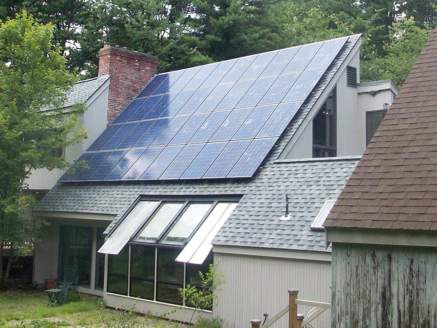 Điện năng lượng mặt trời gia đình megasun 5kwp