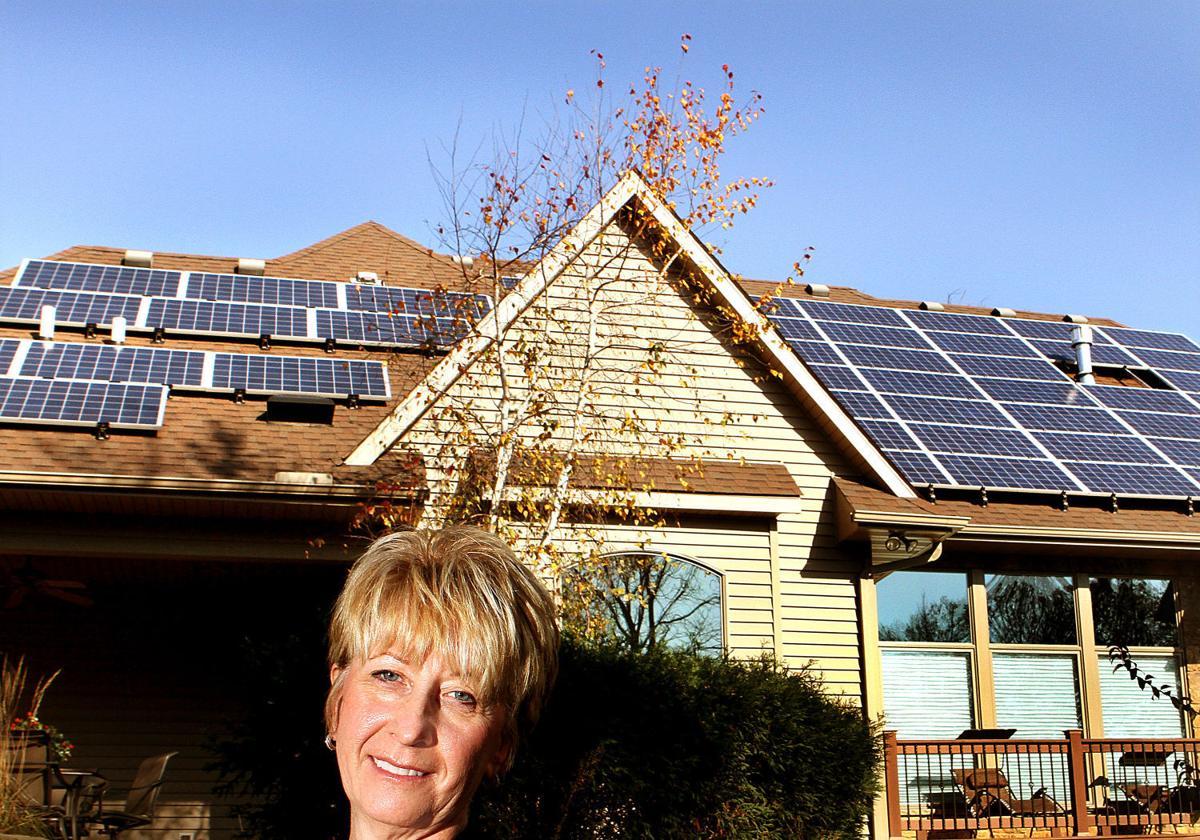 Điện năng lượng mặt trời hòa lưới 2kw