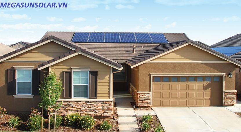 Điện năng lượng mặt trời MEGASUN 4KWp