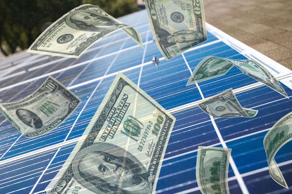 Hiệu quả điện năng lượng mặt trời gia đình