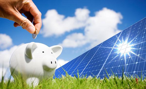 Tiết kiệm tiền điện năng lượng mặt trời