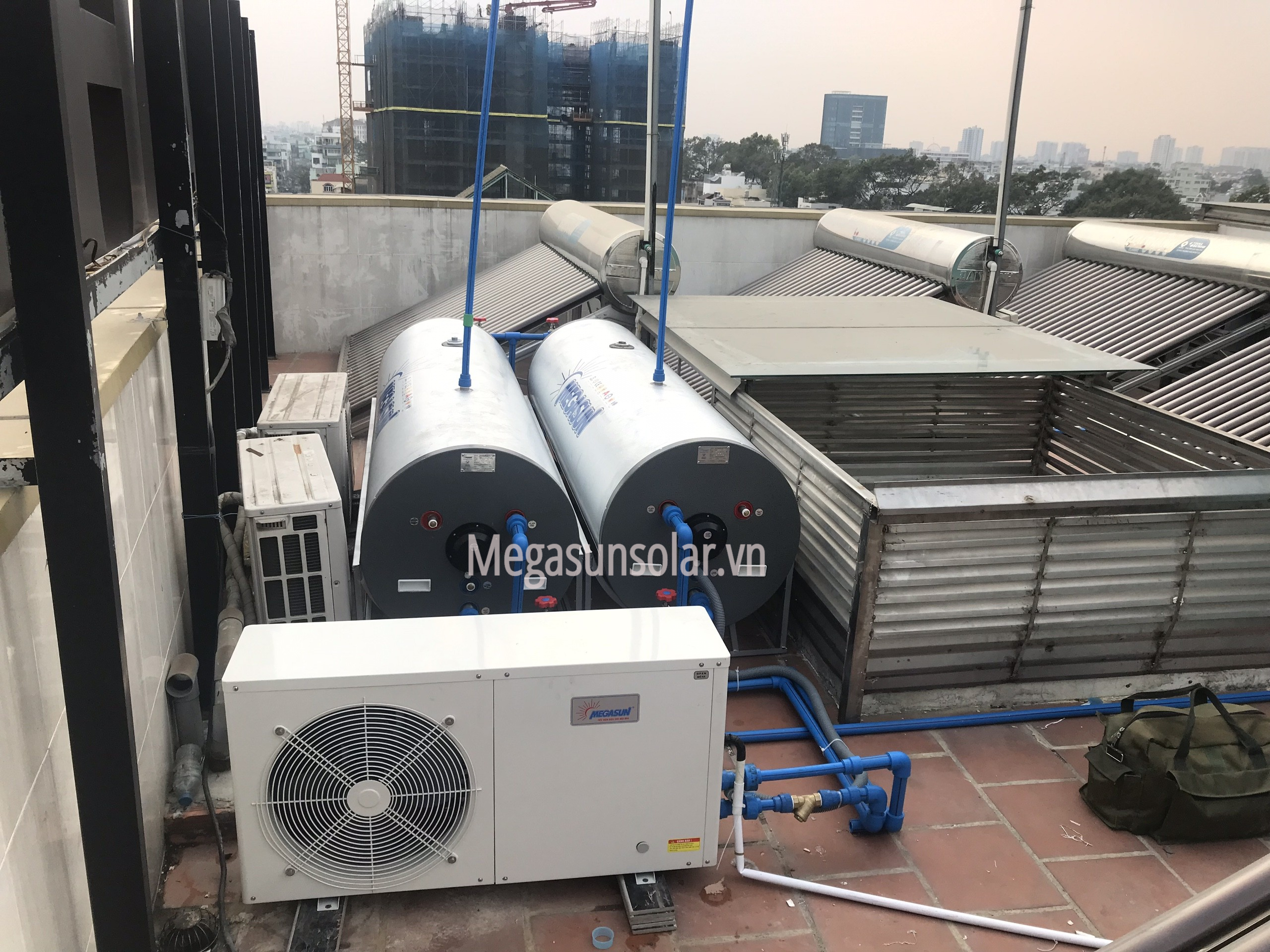 Khách sạn Golda - Dự án công nghiệp Megasun