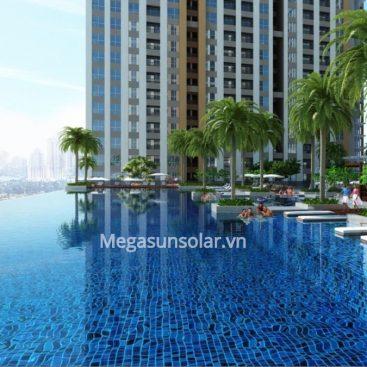 Dự án megasun tại Khách sạn Napoleon - Nha Trang