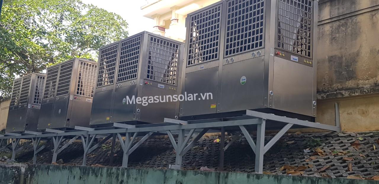 Megasun tại Khu di tích đá chông K9
